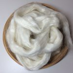 Bleached Flax Roving