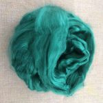 Jade Green Dyed Bamboo Viscose