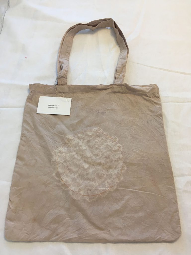 Alkanet Root Tote Bag