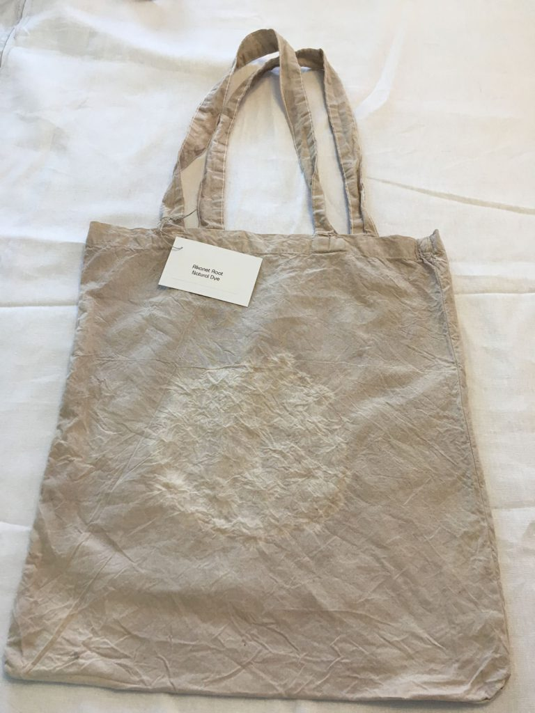 Alkanet Root Tote Bag 2