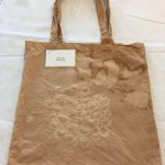 Birch Bark Dyed Tote Bag 3