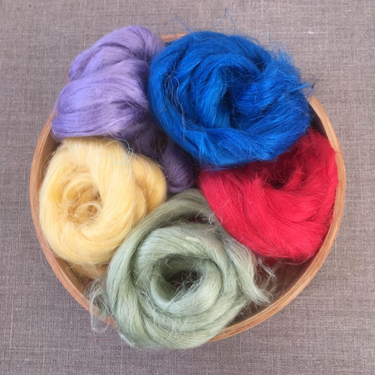 Linen Flax Roving