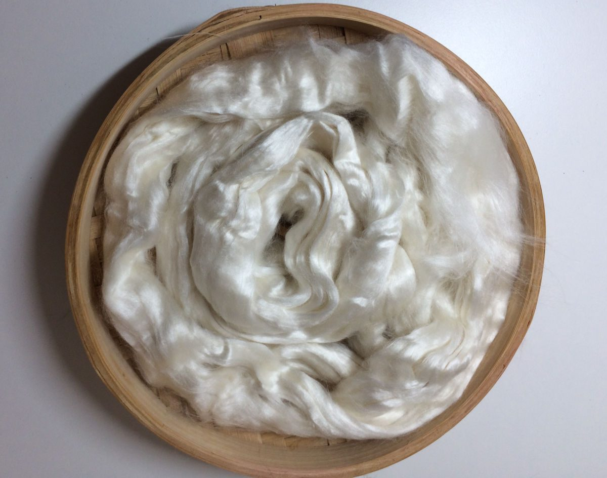 Rose Cellulose Roving